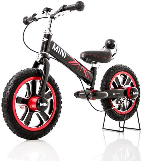 Balansinis dviratis MINI su rankiniu stabdžiu