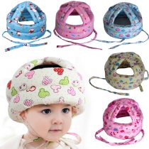 1-Pc-Cotton-Breathable-Anti-collision-Protective-Baby-Hat-Toddler-Safety-Helmet-Infant-Head-Protection-Headgear