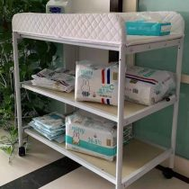Multifunction-Baby-Changing-Table-Movable-Diaper-Table-Diaper-Changing-Tables-Safety-Care-Station-Infant-Cambiador-Bebe