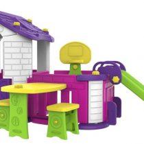 Ogromny-fioletowy-domek-ogrodowy-ze-zjezdzalnia-5w1-stolik-pilka-181546