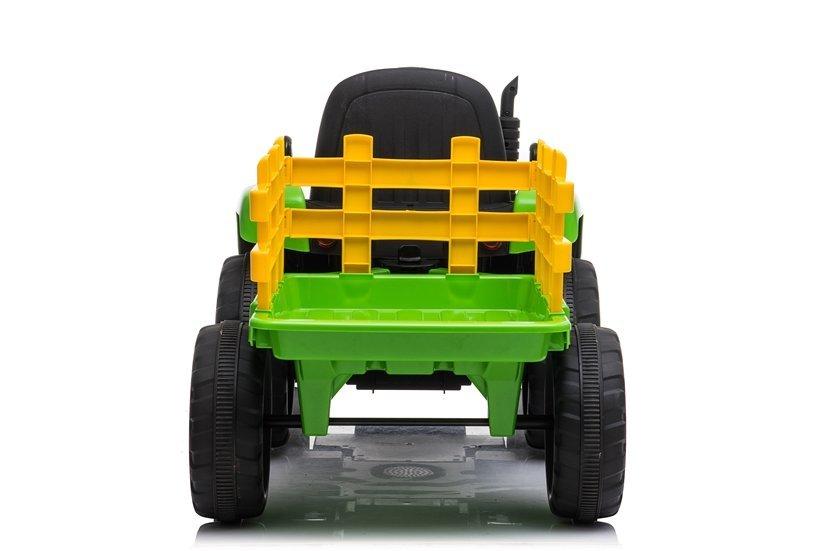 Traktorek-4toys-MX611-z-przyczepka-Zielony-232103