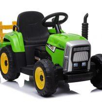 Traktorek-4toys-MX611-z-przyczepka-Zielony-232106