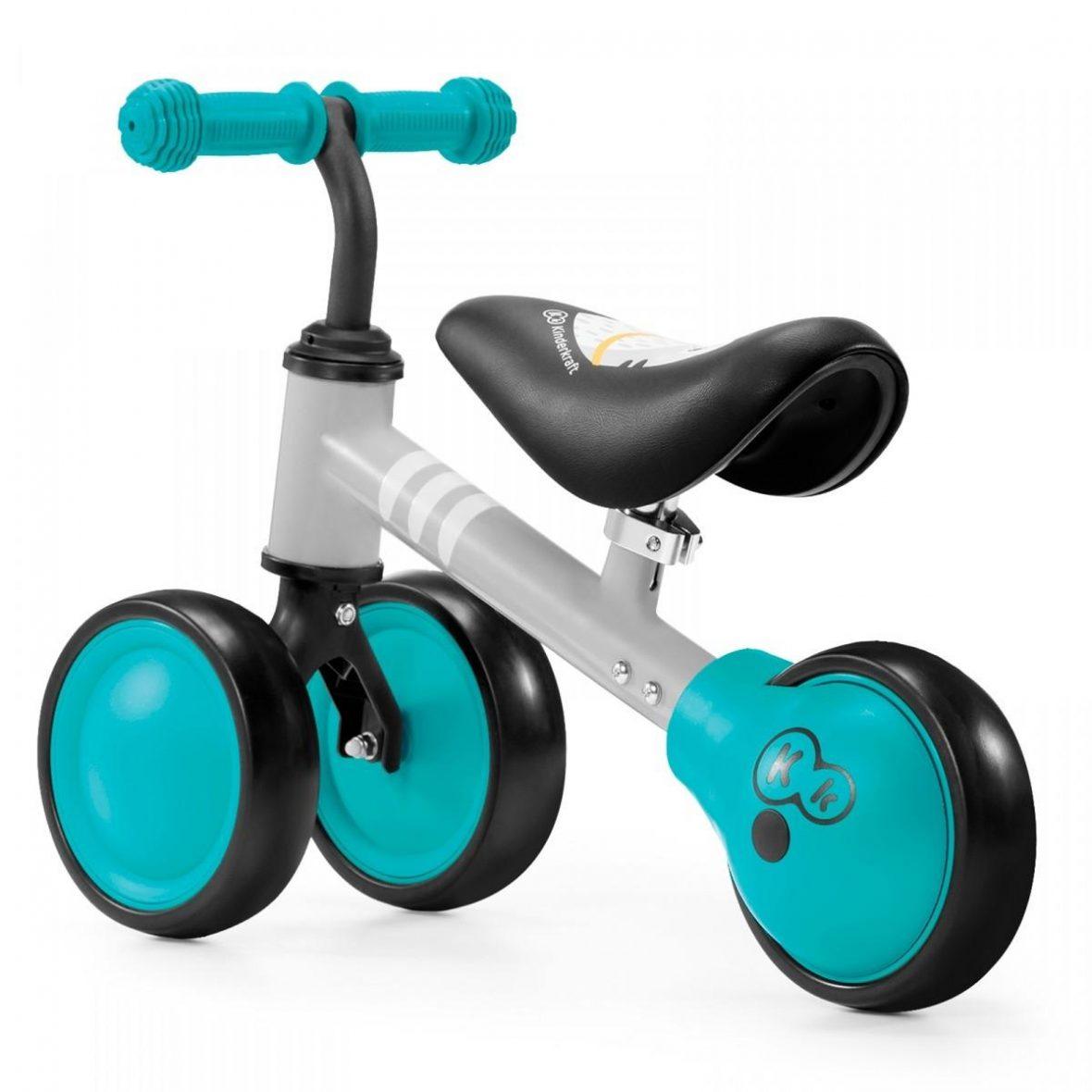 """""""Kinderkraft Cutie"""" – balansinis dviratis (mėlynas)"""