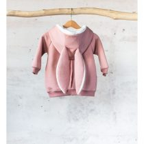 bluza-brzoskwiniowy-krolik-z-uszami
