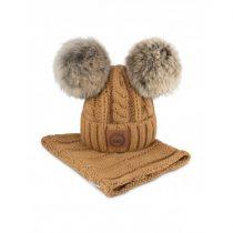czapka-z-kominem-miodowa