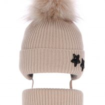 pol_pl_Komplet-dla-dziewczynki-czapka-i-komin-zimowy-bezowy-Delicja-3835_1