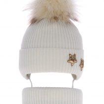 pol_pl_Komplet-dla-dziewczynki-czapka-i-komin-zimowy-kremowy-Delicja-3834_1